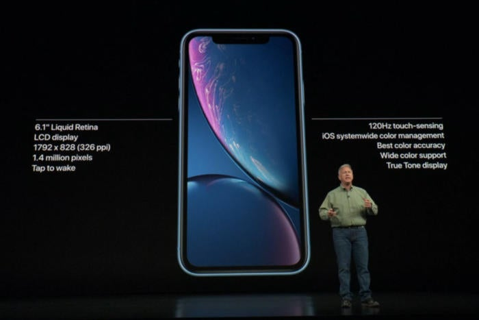 iphone xr liquid retina specs