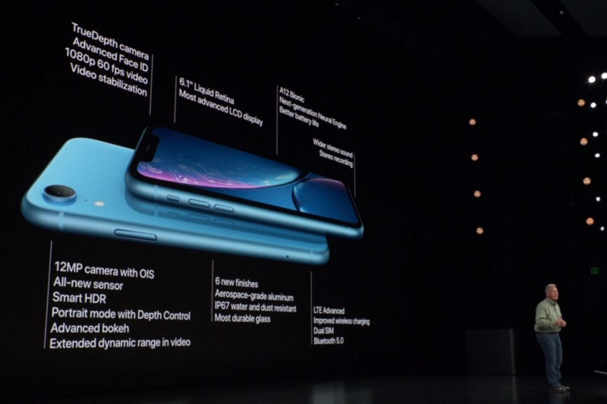 iphone xr specs