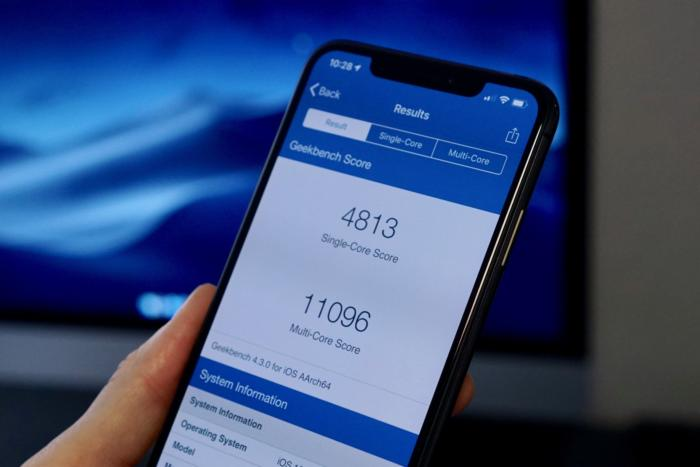 iPhone XS and iPhone XS Max benchmark results | Macworld