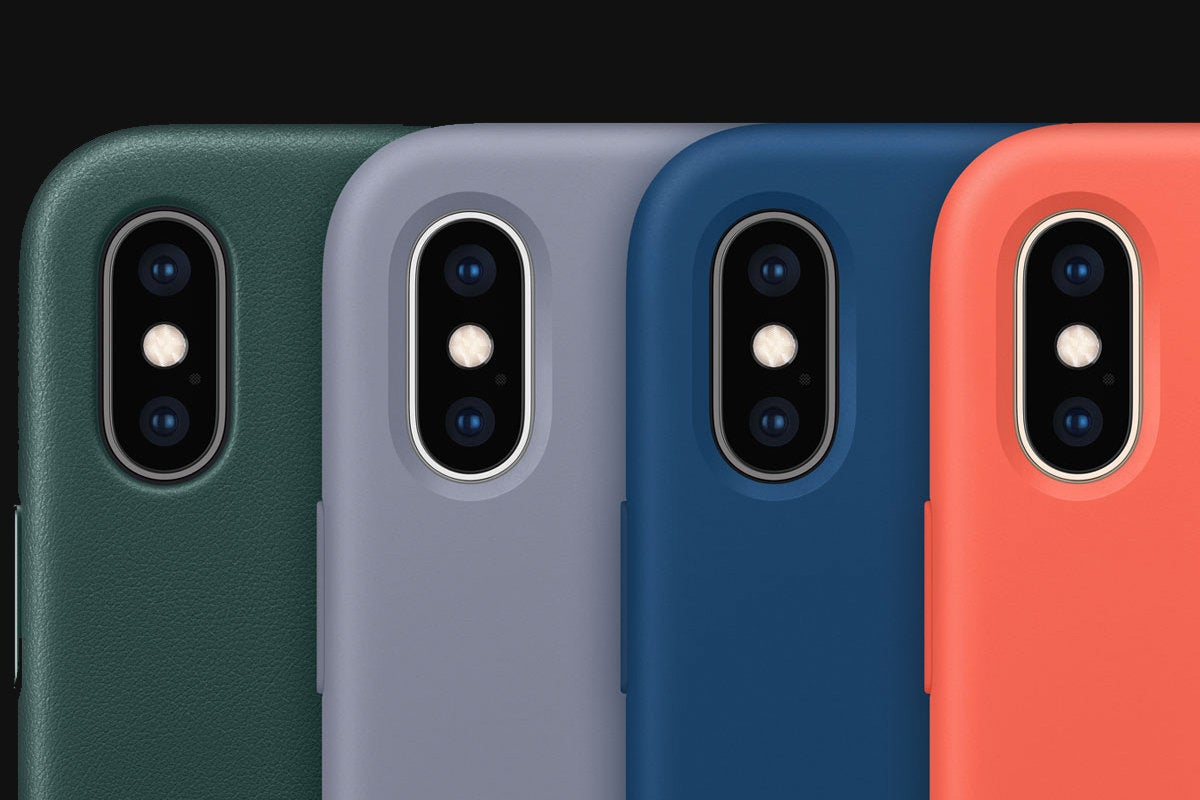 super popular 29f95 af4d7 iPhone X cases don't always fit the iPhone XS, case makers say ...