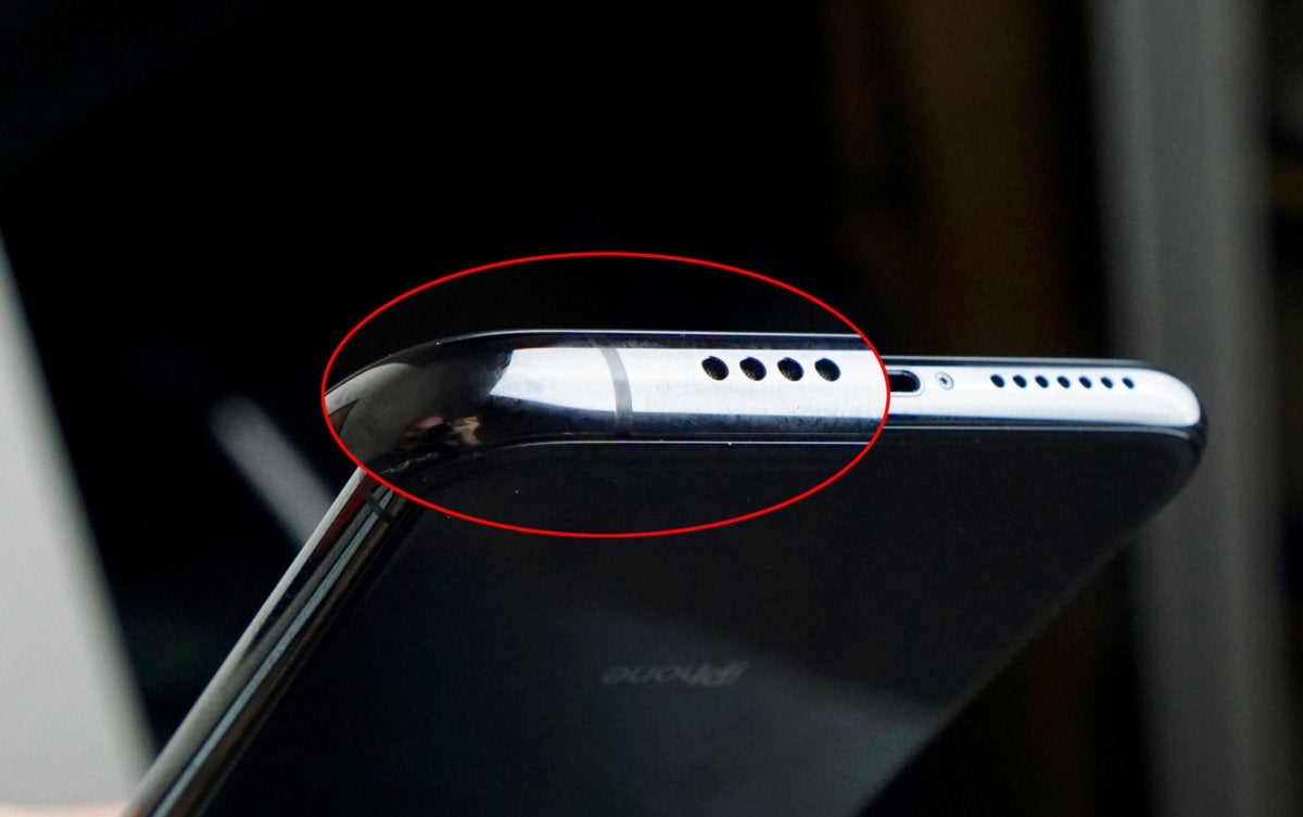 iphone xs max antenna