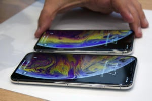 iphone xs hands on