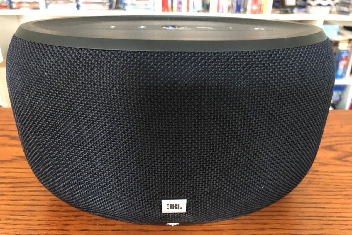 JBL Link 300 review: This Google Assistant-powered speaker delivers