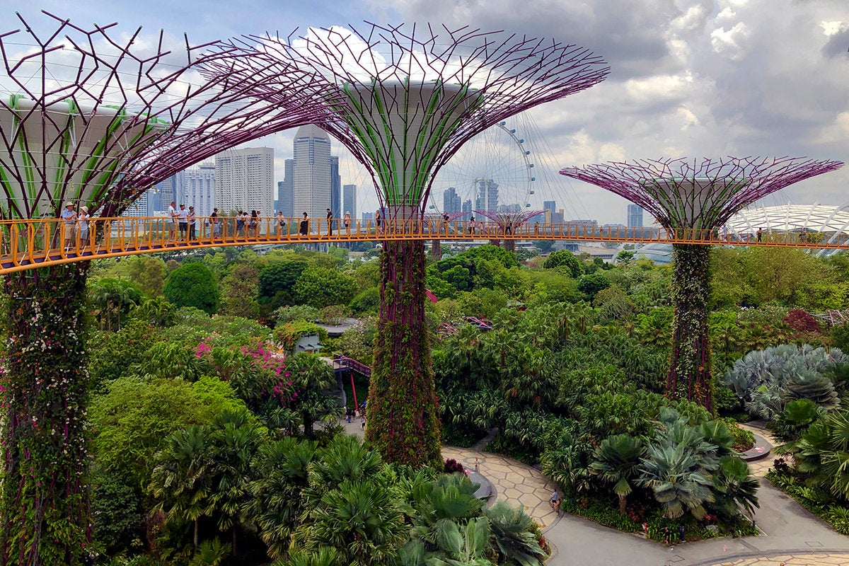 Singapore to spend US$1 billion in smart city initiative during 2019