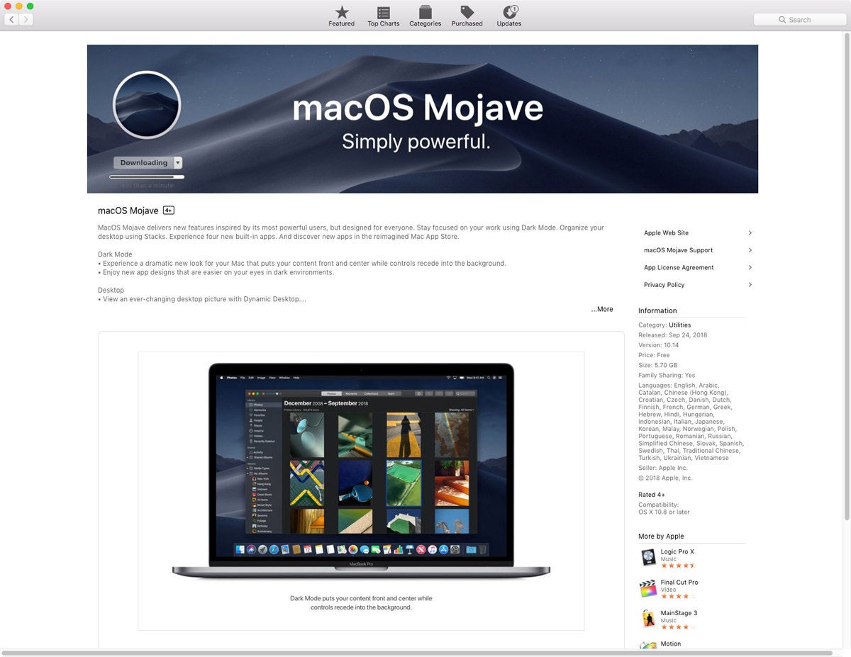 How to create a bootable macOS Mojave installer drive | Macworld