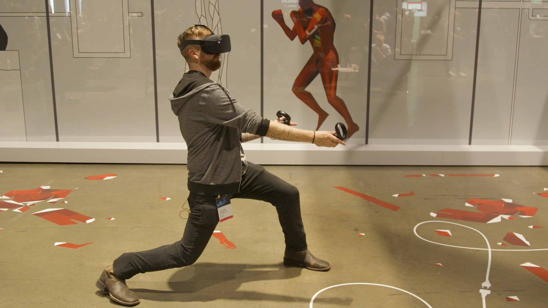 Vr Headset Comparison >> Oculus Quest impressions: This no-hassle wireless VR ...
