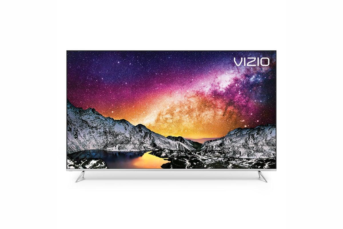 Vizio P65-F1 4K UHD TV review: Vizio's P-Series deliver good