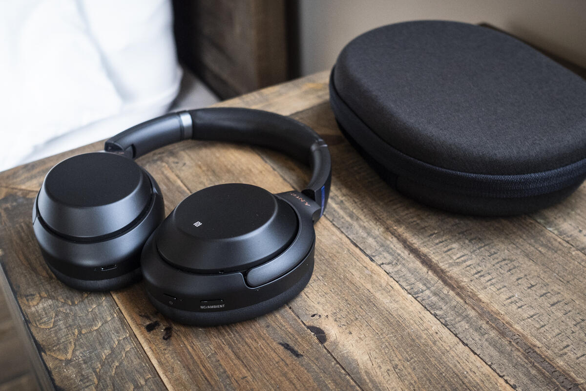 Sony WH-1000XM3 wireless headphones review: The epitome of