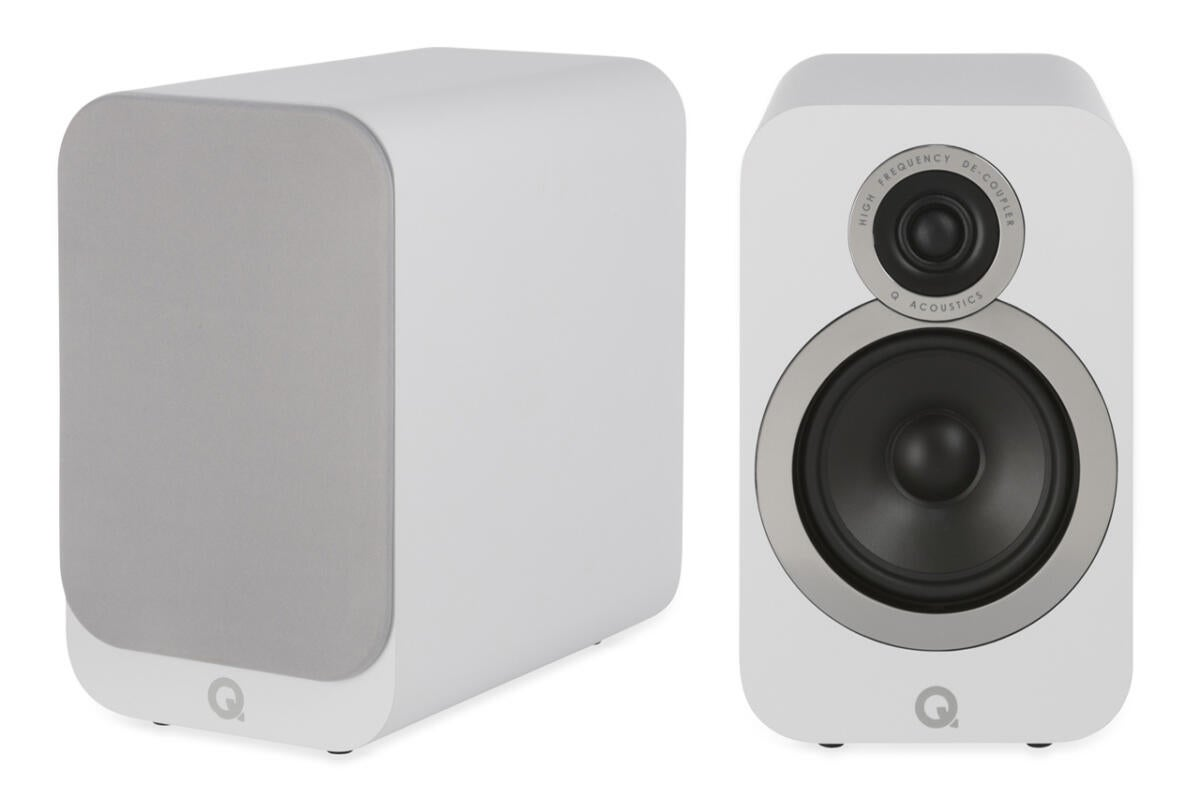 q acoustics 3020i white pair