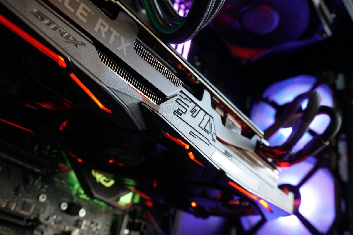 Asus ROG Strix RTX 2080 review: An ice-cold, whisper-silent