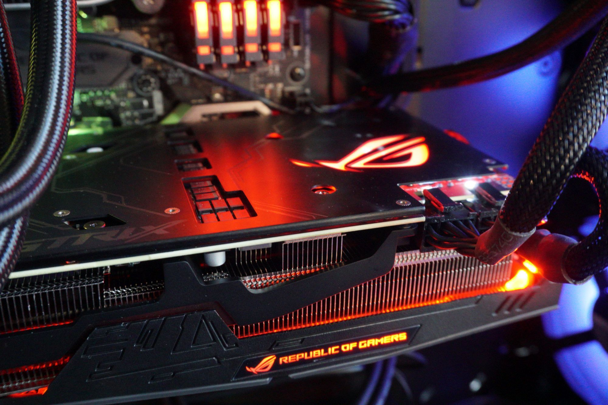 Asus Rog Strix Rtx 2080 Review An Ice Cold Whisper