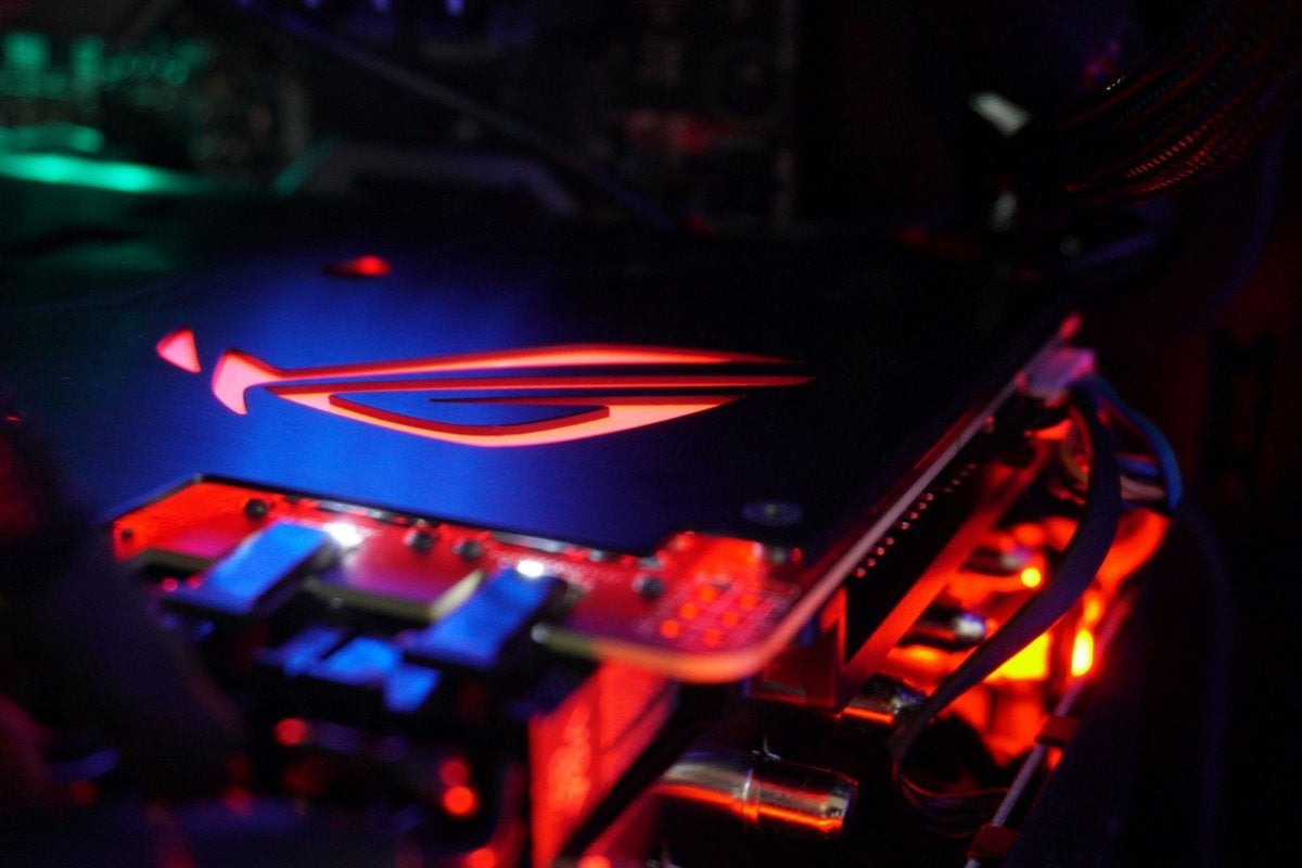 rog strix backplate fan headers