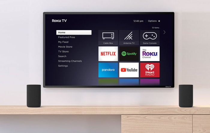 roku tv wireless speakers and roku tv