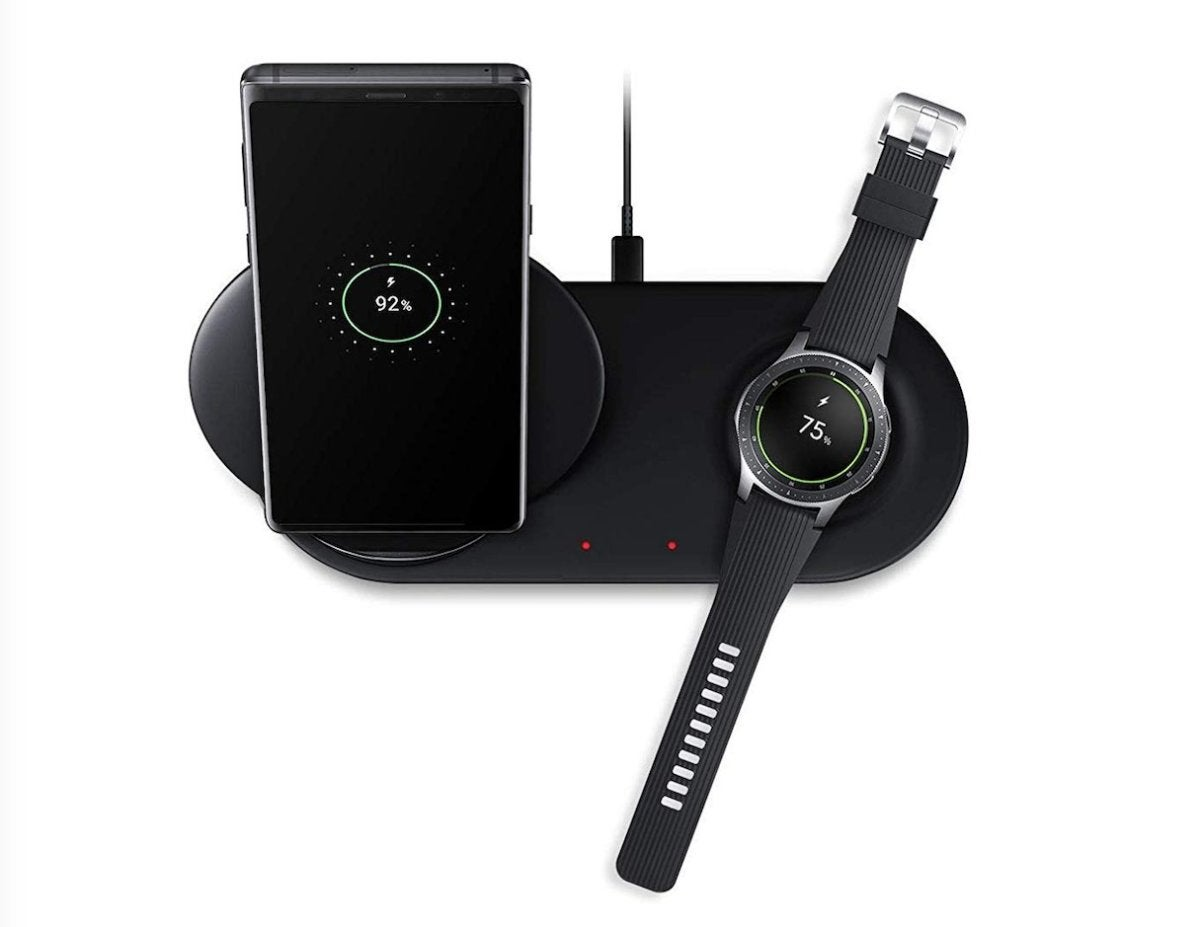 Samsung wireless charger duo