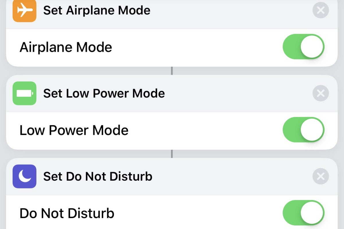shortcuts flight time airplane mode
