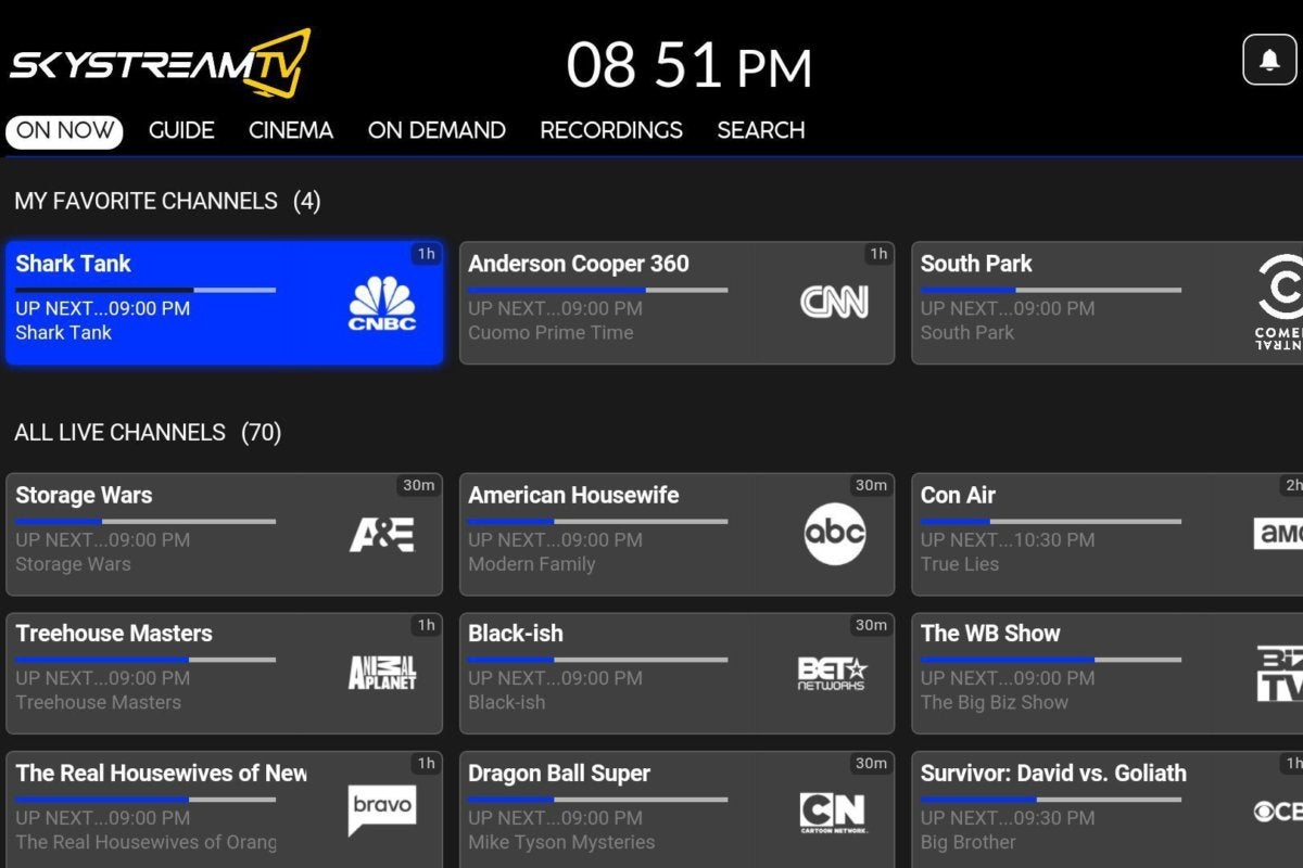 What's with all the new streaming TV services? | TechHive