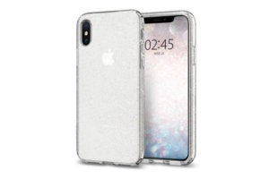 spigen liquid crystal iphone xs case