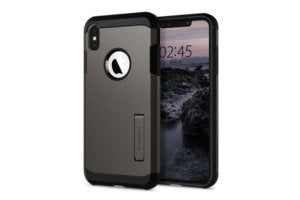 spigen tough armor iphone xs max case