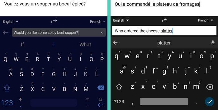 Swiftkey Microsoft Translate - Gboard Google Translate