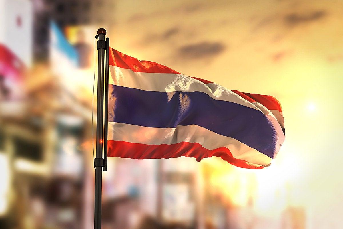 Flag  >  Thailand