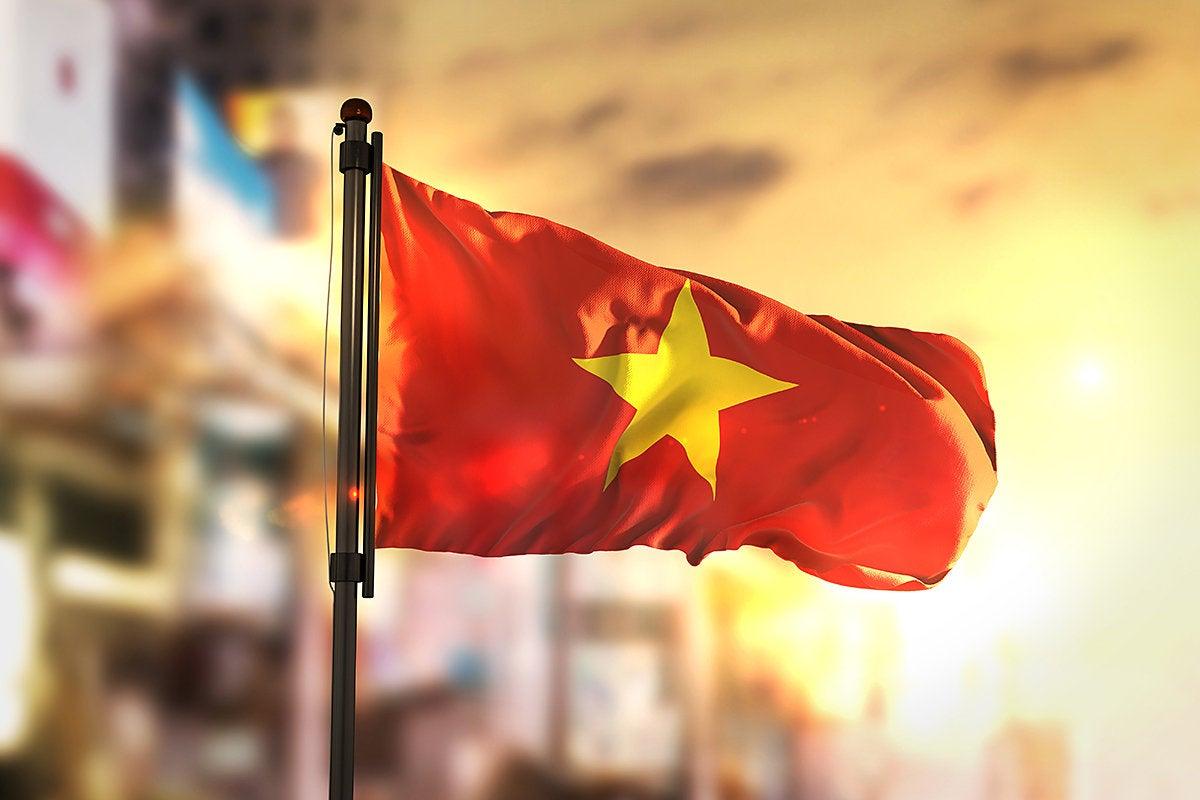 Flag  >  Vietnam