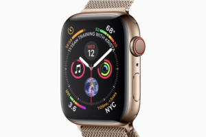 watch series4 gold