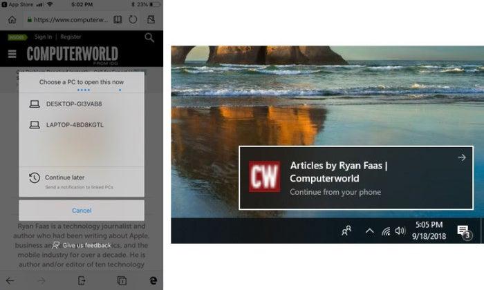 Windows 10 October 2018 Update Your Phone