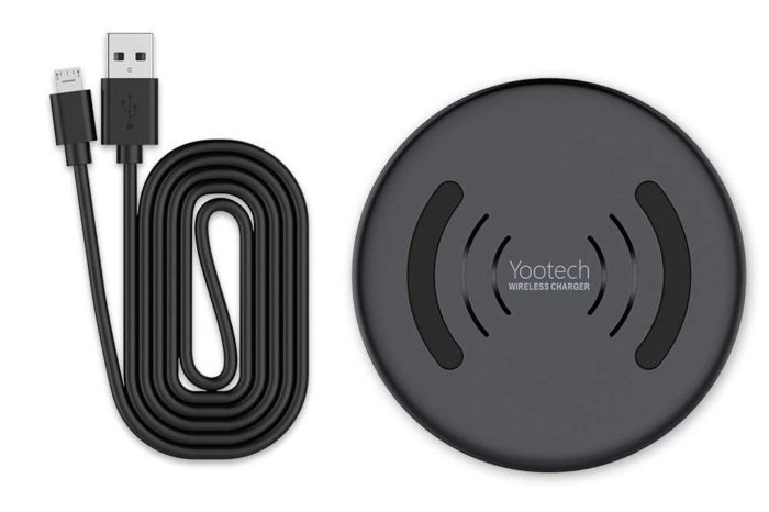 Yootech Wireless Charger Review An Inexpensive Adequate Alternative To Expensive Pads Pcworld