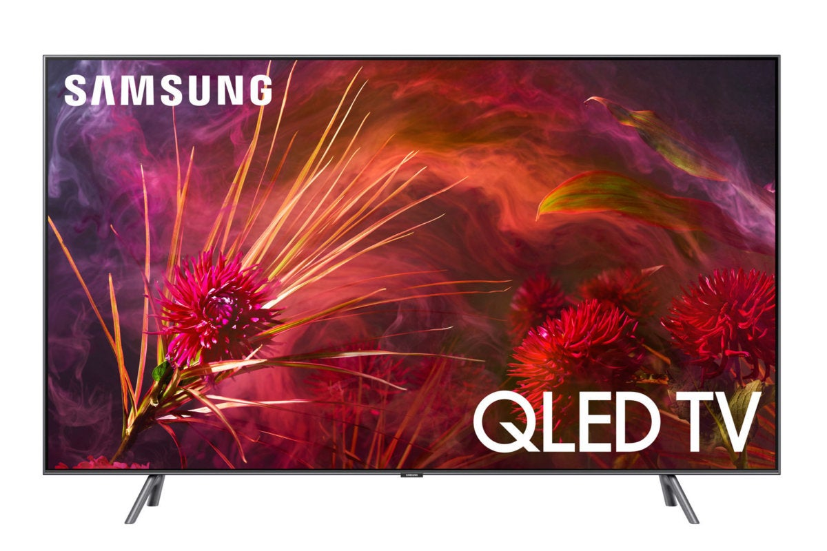 Samsung Q8FN 4K UHD TV review: A great TV and a comparative