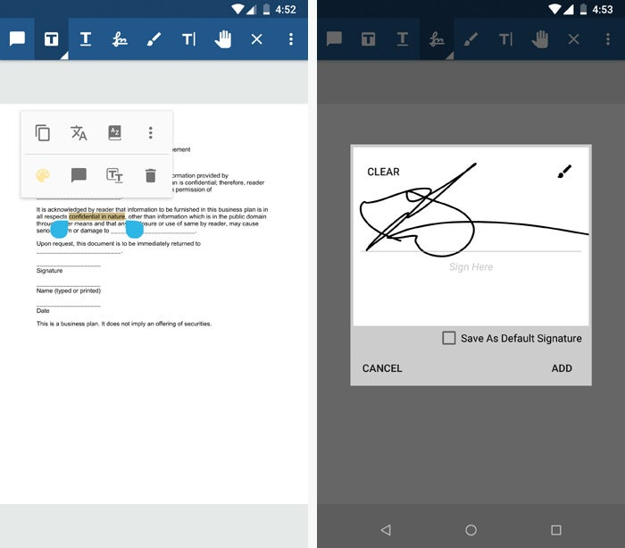 06 android office apps xodo pdf