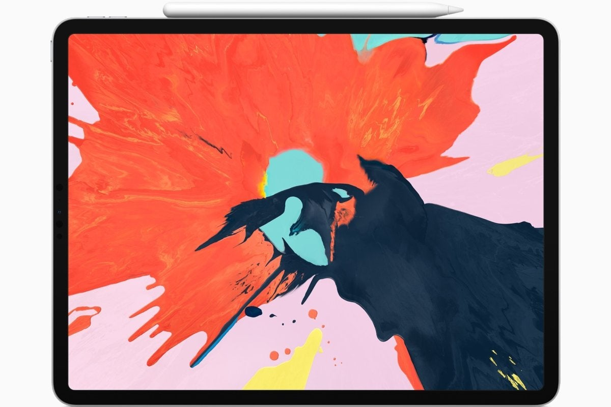 2018 ipad pro apple pencil charging