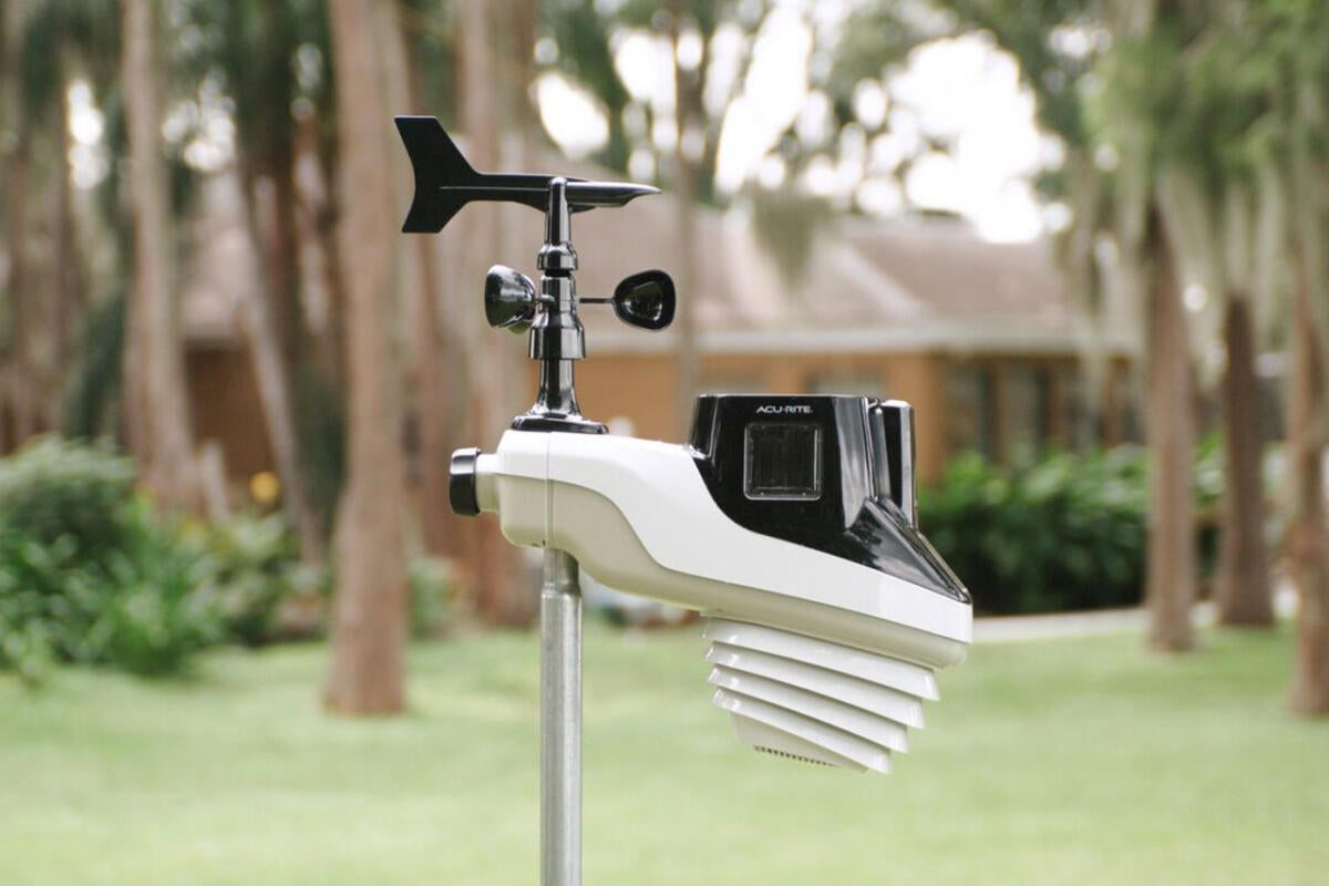 AcuRite Atlas weather station review: It comes to market
