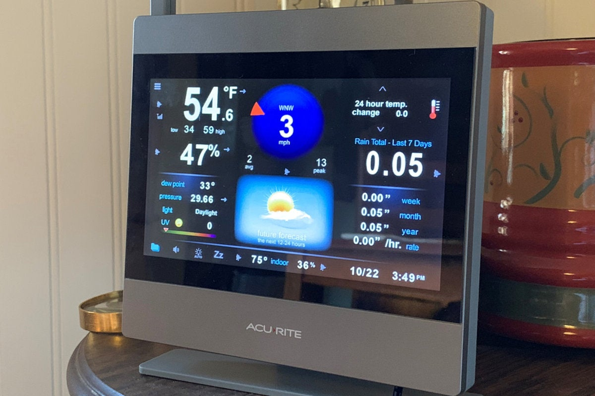 AcuRite Atlas weather station review: It comes to market almost two