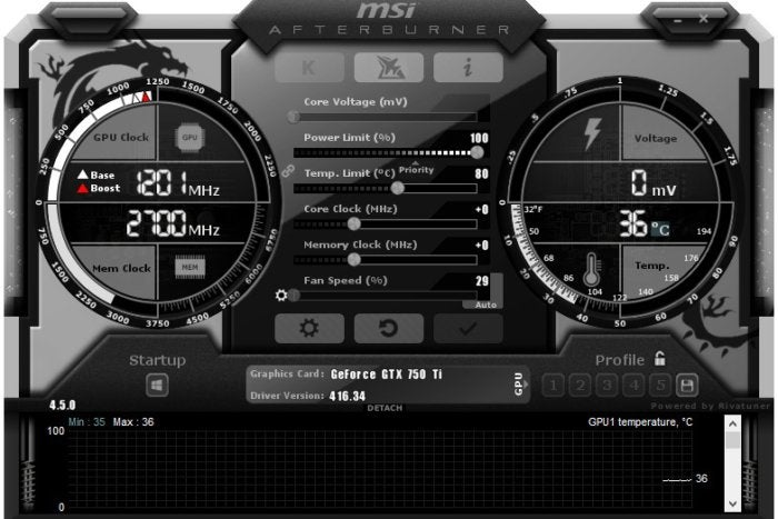 MSI Afterburner video capture review: You can do better