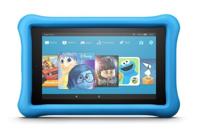 photo image Amazon has slashed prices on all sizes of its Fire Kids Edition tablets to all-time lows