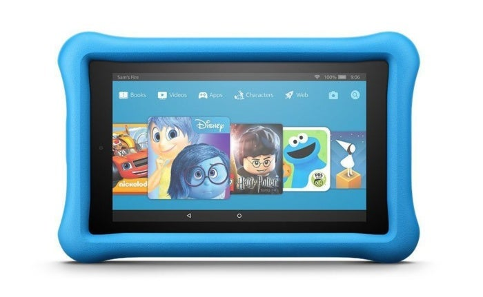 Excellent Amazon Is Selling The Fire 7 Kids Edition Kindle Tablet For Download Free Architecture Designs Pushbritishbridgeorg