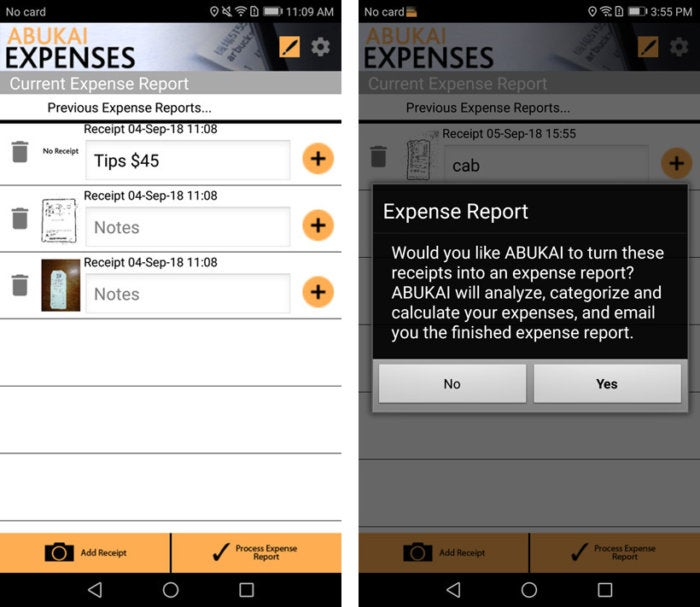 android expense apps abukai expenses