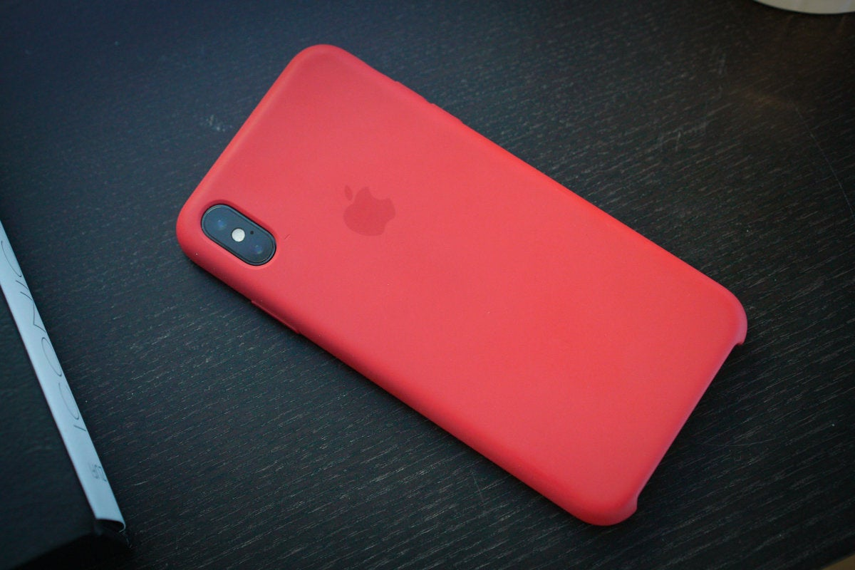 on sale 1c6ab 33500 Apple iPhone silicone case: The 10-month review | Macworld