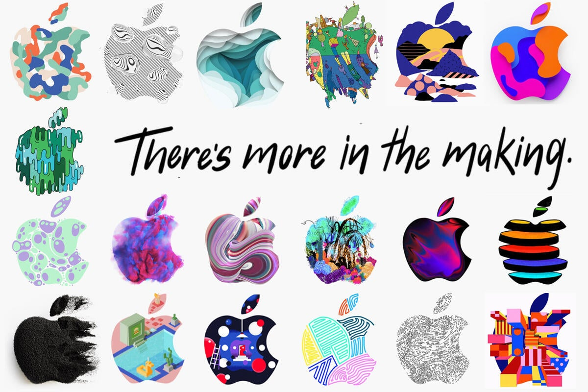 Apple sends out colorful, creative invites to presumed Mac, iPad event