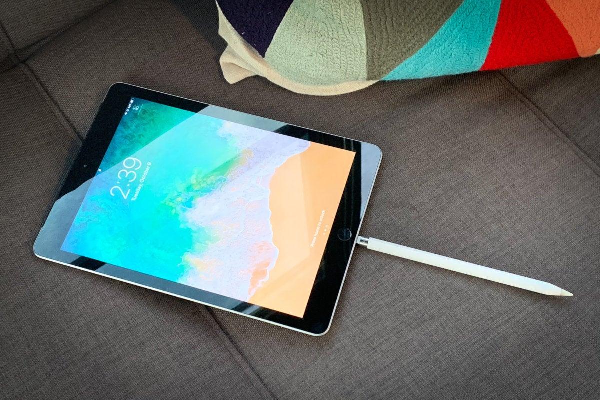 apple pencil charging