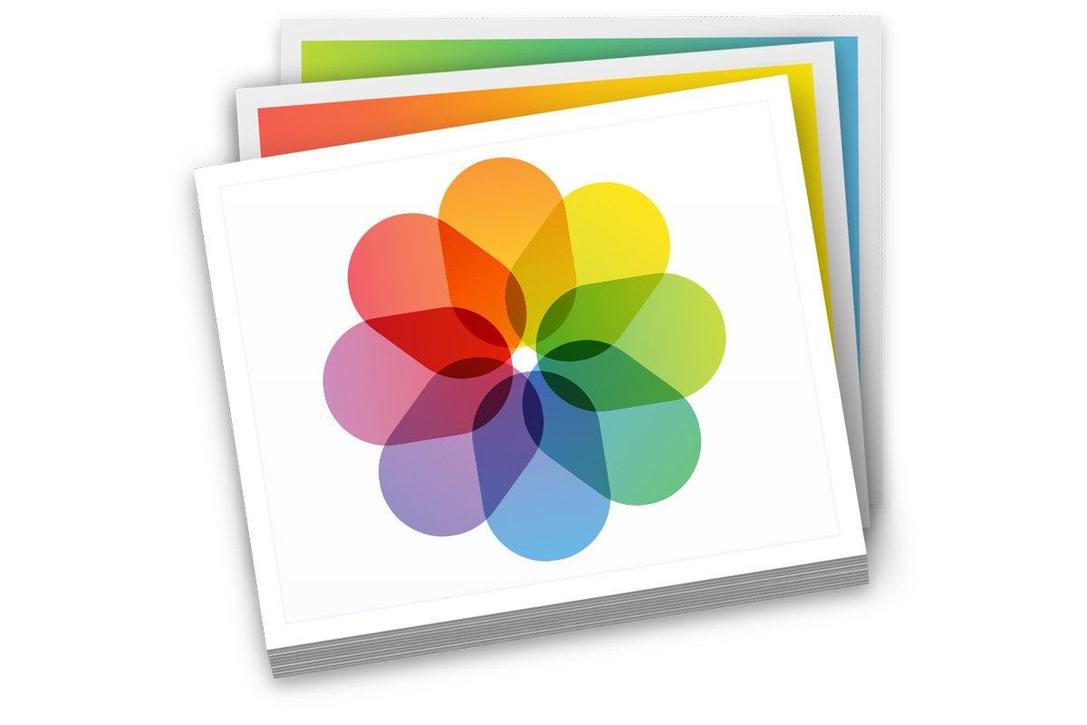 apple photos library mac icon