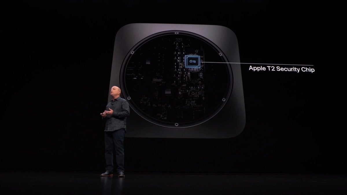 apple t2 security chip apple event screenshot
