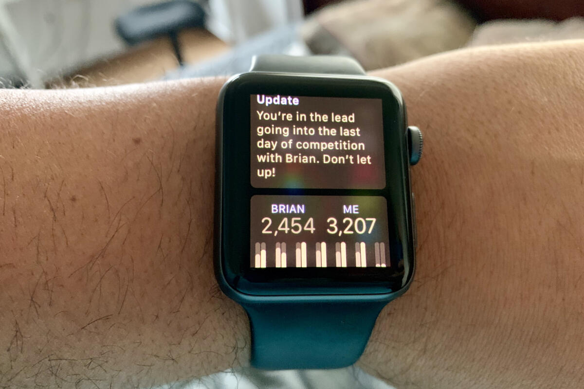 The Apple Watch's new Activity Competitions rekindled my ...