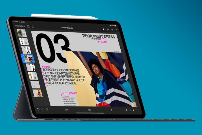 Apple iPad Pro (3rd Generation) / Smart Keyboard / Apple Pencil