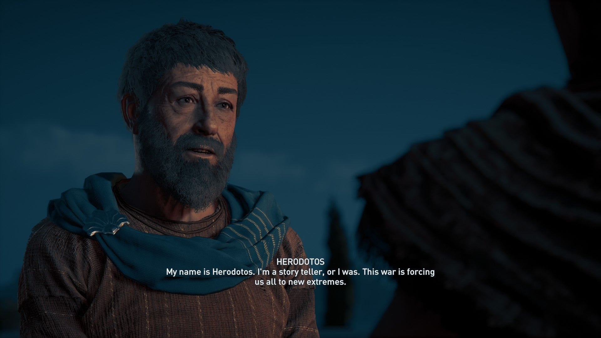 Assassin's Creed Odyssey review in progress: This ancient ...