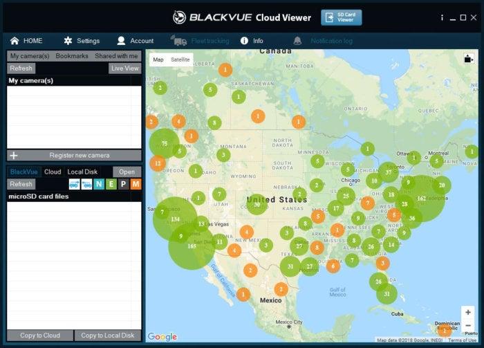 blackvue cloud viewer