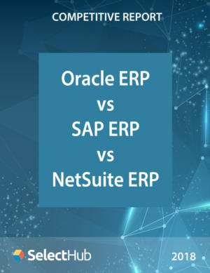 competition report oracle erp