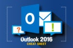 Computerworld Cheat Sheet - Microsoft Outlook 2016