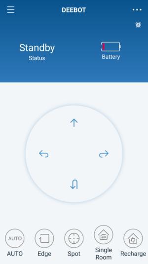 deebot n97s app