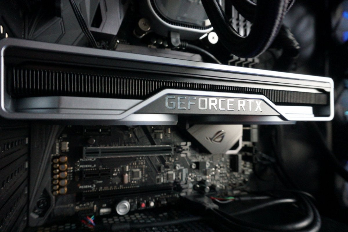 Nvidia GeForce RTX 2070 Founders Edition review: Better